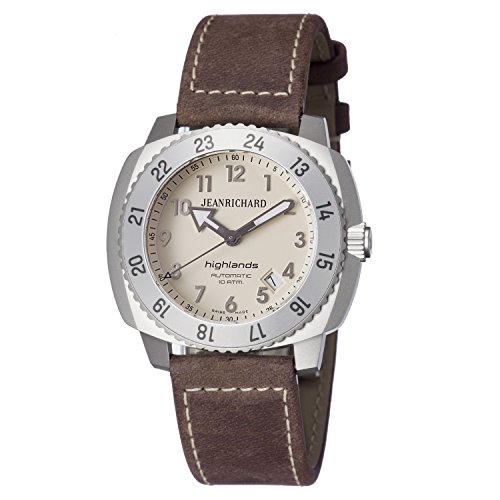 Jean Richard Highland 60150 11 t11 hdea Watch
