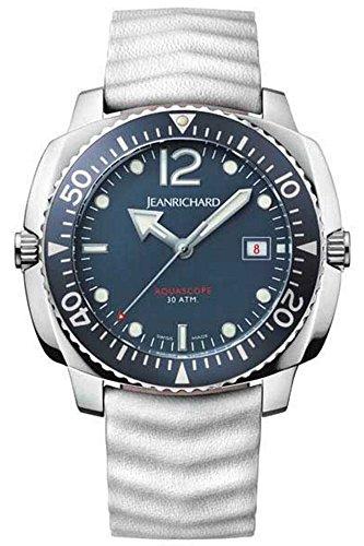 JEANRICHARD aquaskop Tauchen Herren Armbanduhr 60140 11 41 a ae7d Marke New in Box