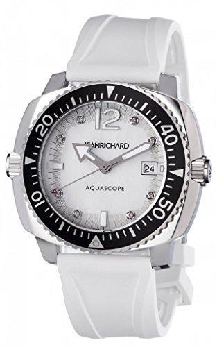 JEANRICHARD aquaskop Tauchen Herren Armbanduhr 60140 11 71 C ac7d Marke New in Box