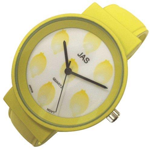 Jas Armreif Uhr Damen FROOTY Luscious Lemon