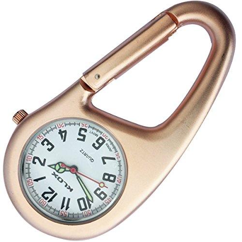 Wechselrahmen Armbanduhr Rose Gold Guertel Taschenuhr