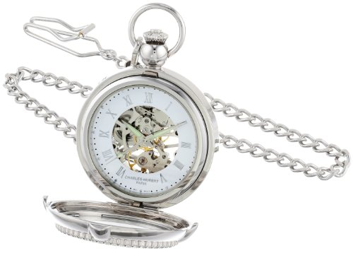 Charles Hubert 3847 Mechanische Bilderrahmen Pocket Watch