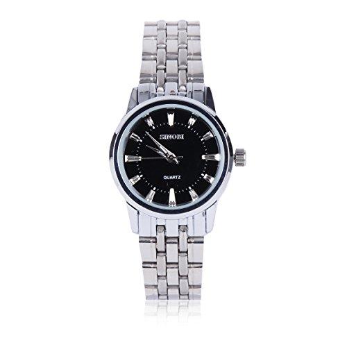 Damara Edelstahl Einfach Modegeschmack Wunderschoen Damenarmbanduhr Armbanduhr