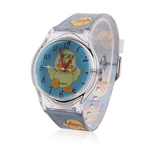 Damara Unisex Kinder Ente Chic Watches