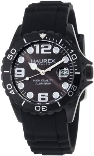 Haurex Italy Damen-Armbanduhr Ink Analog Silikon 1K374DNN