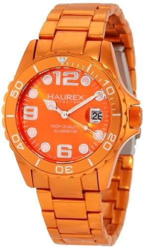 Haurex Italy Damen-Armbanduhr Ink Analog Aluminium 7K374DOO