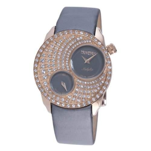 Haurex Italy Damenuhr Nabylia Gray Dial Watch #FH359DG1