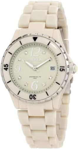 Haurex Italy Damen-Armbanduhr Make Up Analog Plastik PC342DC1