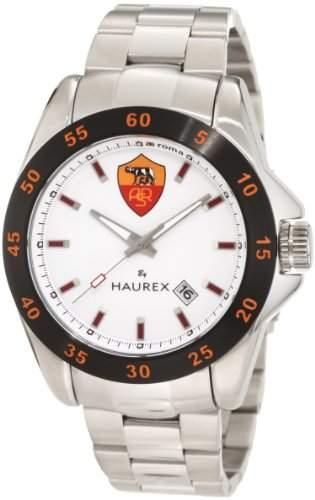 Haurex Italy Herren-Armbanduhr XL Aston Analog Edelstahl R7366UWW