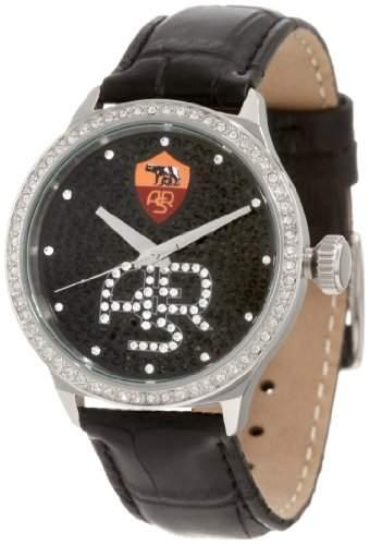 Haurex Italy Damen-Armbanduhr Grand Class Analog Leder RF341DNF