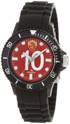 Haurex Italy Damen-Armbanduhr Sport Analog Kautschuk RP347DNR