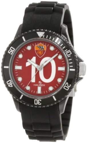 Haurex Italy Herren-Armbanduhr XL Sport Analog Kautschuk RP347UNR