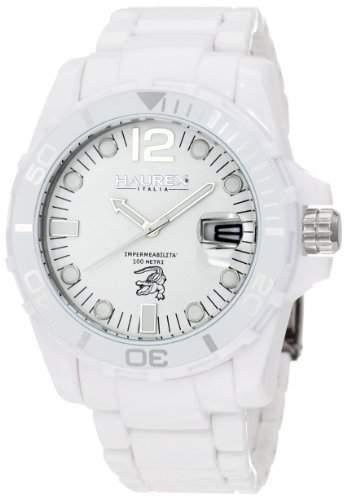 Haurex Italy Herren-Armbanduhr XL Caimano Analog Plastik W7354UWW