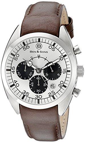 Ben Sons Herren Armbanduhr BS 10005 02S