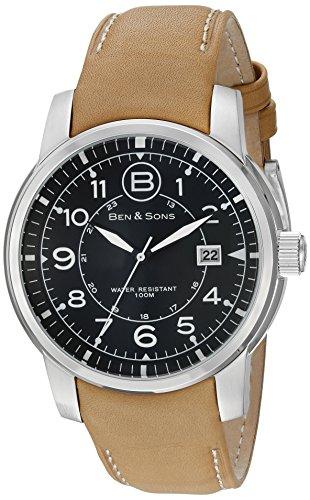 Ben Sons Herren Armbanduhr BS 10006 01 TS