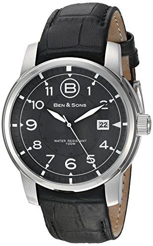 Ben Sons Herren Armbanduhr BS 10006 014