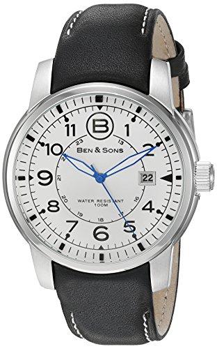 Ben Sons Herren Armbanduhr BS 10006 02S