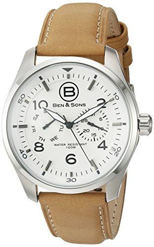 Ben Sons Herren Armbanduhr BS 10010 02