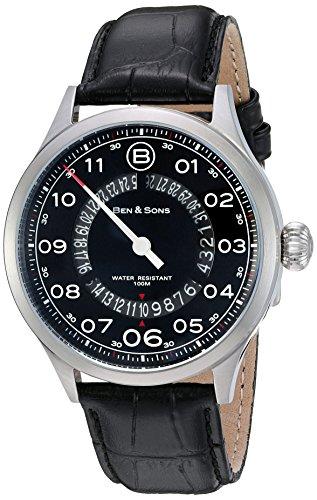Ben Sons Herren Armbanduhr BS 10017 01