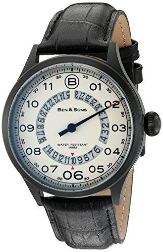 Ben Sons Herren Armbanduhr BS 10017 BB 02