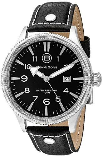 Ben Sons Herren Armbanduhr BS 10019 01