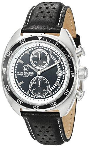 Ben Sons Herren Armbanduhr BS 10021 01