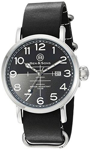 Ben Sons Herren Armbanduhr BS 10022 01