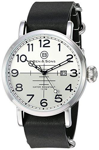 Ben Sons Herren Armbanduhr BS 10022 02