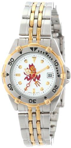 Arizona State Sun Devils Damen All Star Watch Edelstahl Armband