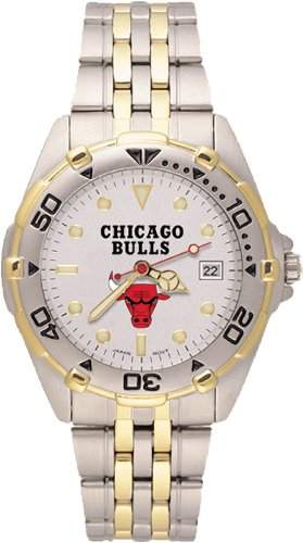 Chicago Bulls Herren All Star Watch Edelstahl Armband