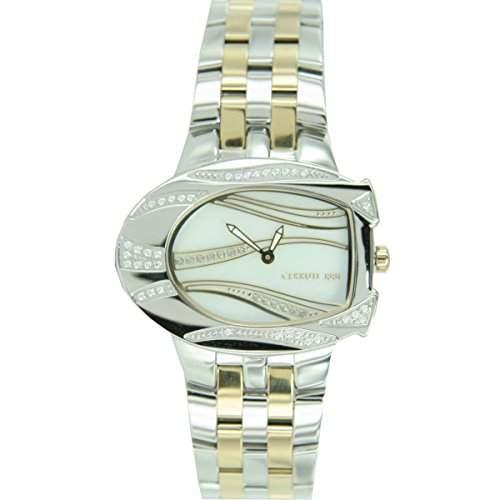 Cerruti Damen Armbanduhr Silber CRP007B251A
