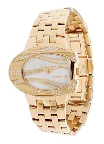 Cerruti Damen Armbanduhr Gold CRP007R261A