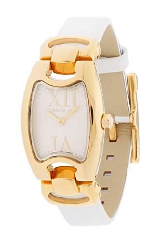 Cerruti Damen Armbanduhr Weiss CRR002H256A