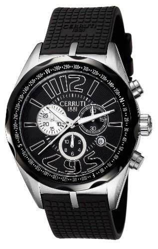 Cerruti 1881 Herrenarmbanduhr Swiss Made Collection VELIERO CT100891S21