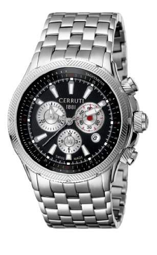 Cerruti 1881 Herrenarmbanduhr Swiss Made Collection AQUILA CT101061S06