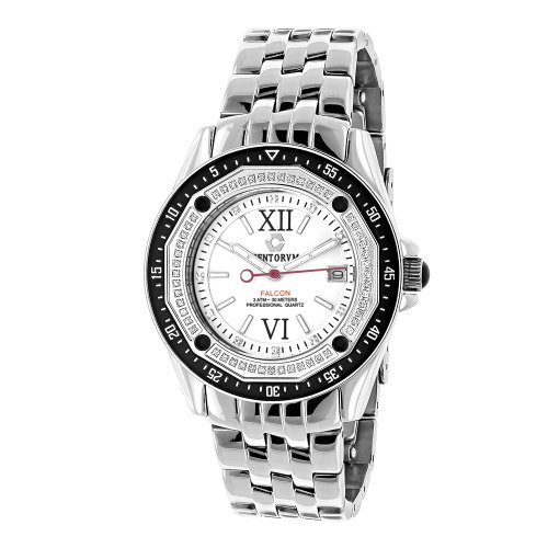 Centorum Falcon Diamond Watch 0 5ct Midsize Model