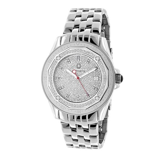 Centorum Watches Diamond Watch 0 5ct Midsize Falcon
