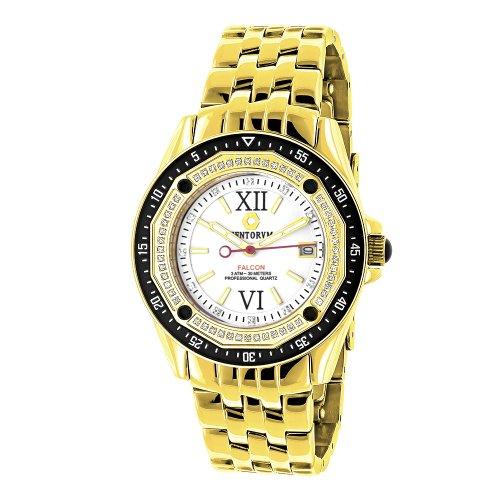 Centorum Watches Midsize Falcon Diamond Watch 0 5ct