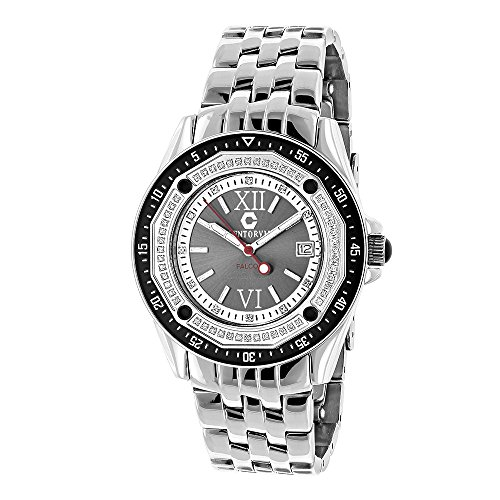 Designer Watches Centorum Diamond Watch 0 50ct Midsize Falcon