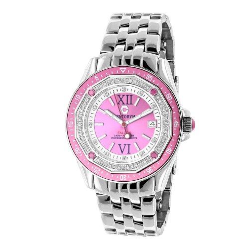 Ladies Diamond Watch Centorum Falcon 0 50ct