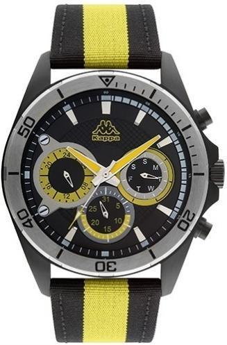 Kappa TURIN KP 1403M F Herrenchronograph Mit Nato Band