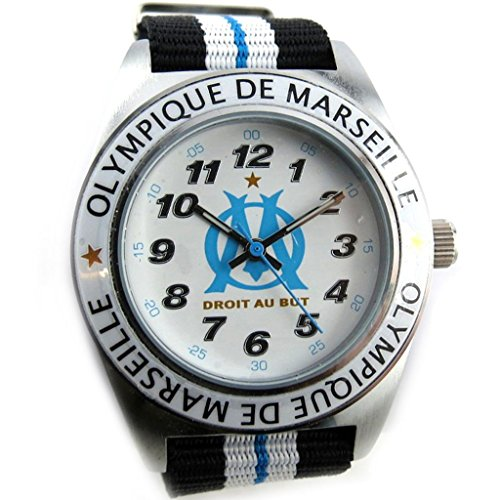 Armbanduhr kind Omschwarz weiss