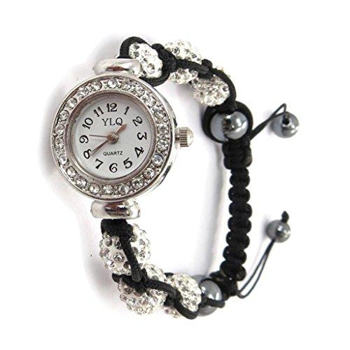 Armbanduhr shambhala Sissi weiss