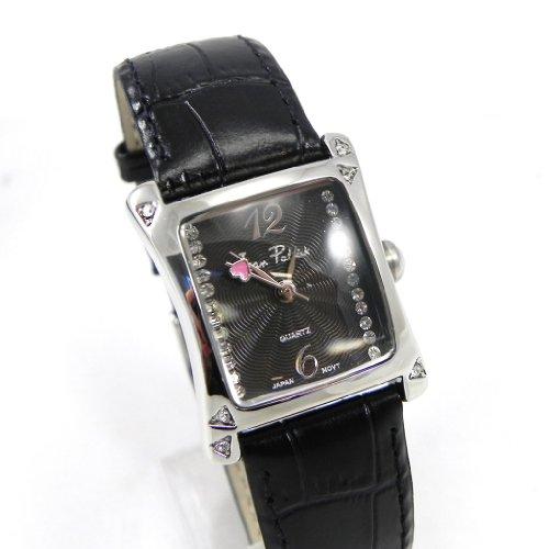 Armbanduhr design Diane schwarz