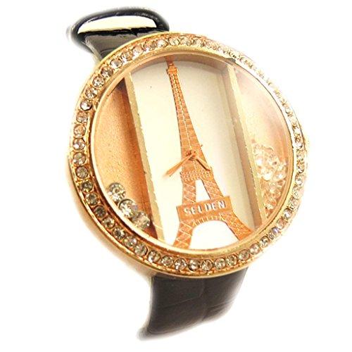 Schauen design Tour Eiffelschwarz