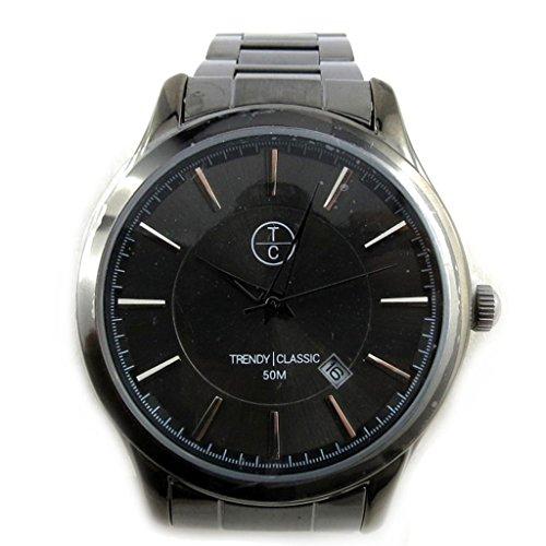 Armbanduhr french touch Trendygrau
