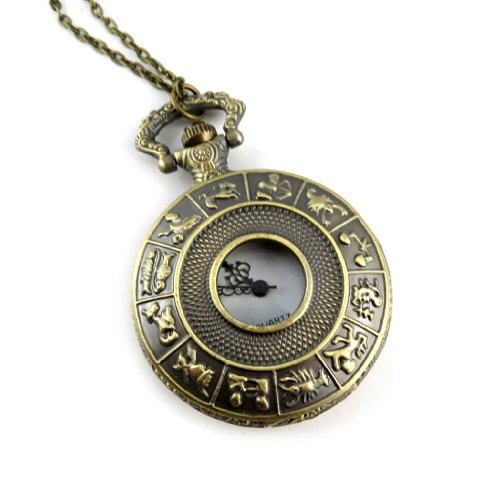 Pocket watch Zodiacgolden