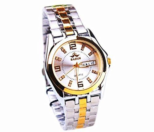 Baidun Fashion Mann einfache und elegante Uhr der neuesten M nner des Edelstahl wasserdichte Uhren