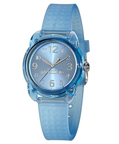 Morellato Damen Armbanduhr COLOURS Analog Quarz Leder R0151101517