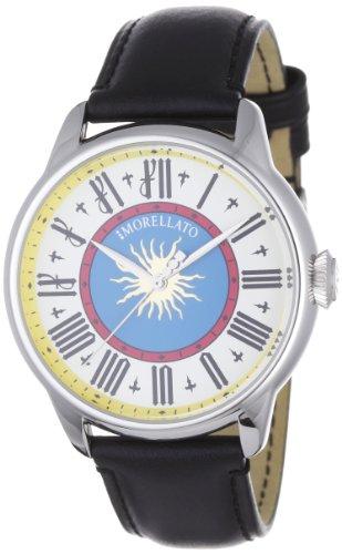 Morellato Time Unisex Armbanduhr Analog Quarz Leder SG4003